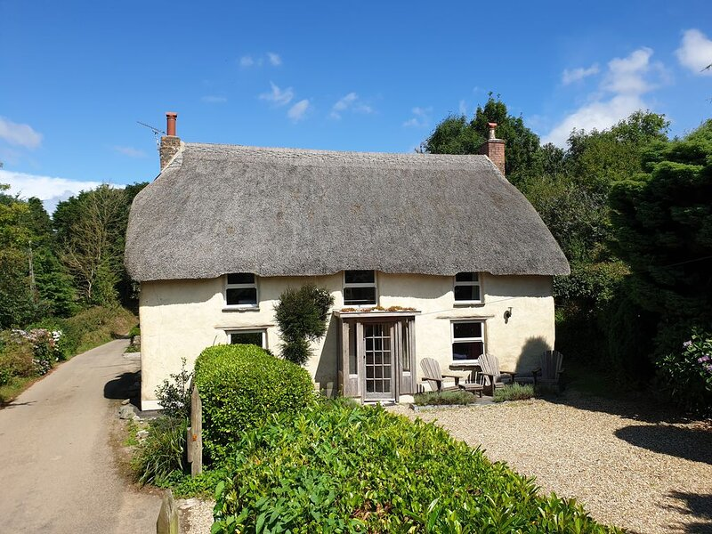 Thatched Cottage perfect base for tours, location de vacances à Trispen