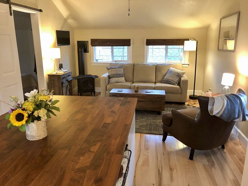 Adorable Carriage House Retreat or Temp Corporate Housing, holiday rental in Windsor