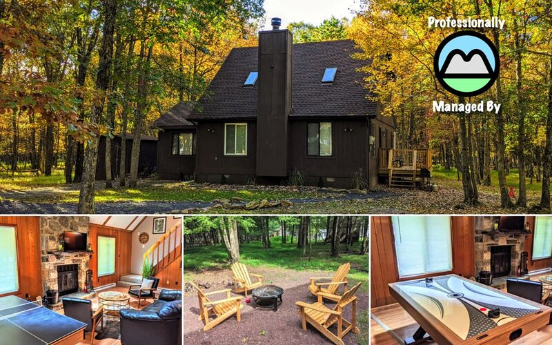 ⭐The Tipsy Buck⭐ Family/Friend Escape! ��⛰️�, location de vacances à Kresgeville
