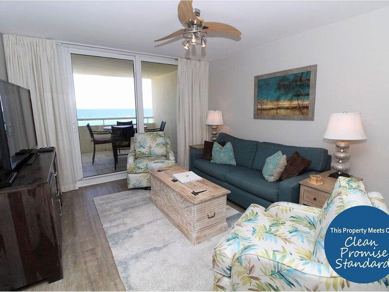 Renovated Perdido Sun Unit, on Gulf with Spectacular Views & Amenities!, vacation rental in Perdido Key