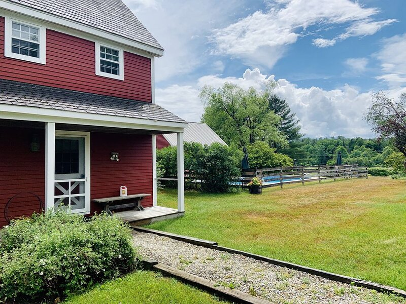 Reboot & Relax while surrounded by Vermont beauty., casa vacanza a Grafton