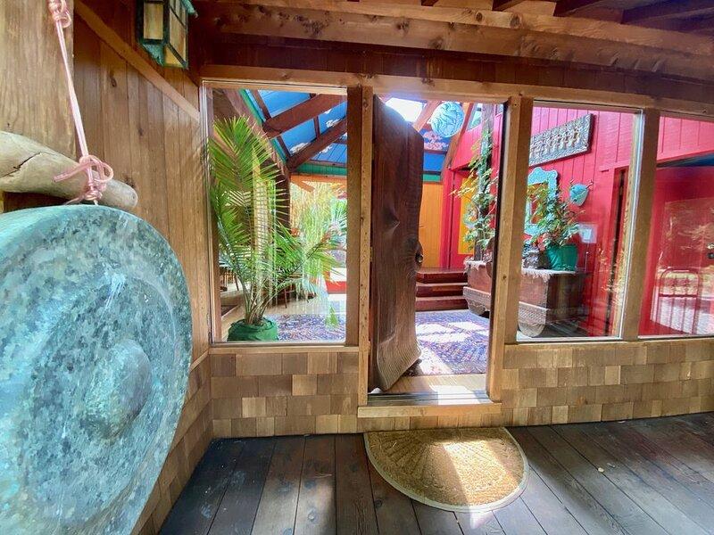 Van der Ryn Eco-Refuge: Architecture in Nature, alquiler vacacional en Nicasio