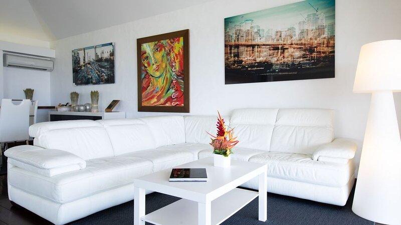 Dream Villa Flamands 637, holiday rental in Gustavia