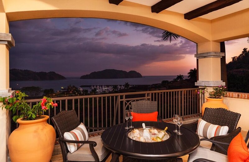 Large balcony with ocean view, sit back and realx, enjoy amazing sunset and let us take care of the rest.