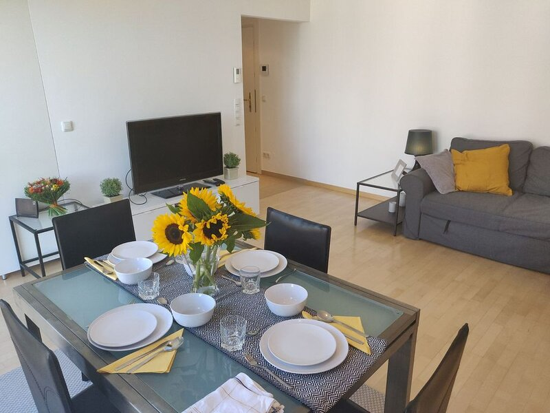 City break apartment at the foot of Vienna hills, holiday rental in Kritzendorf