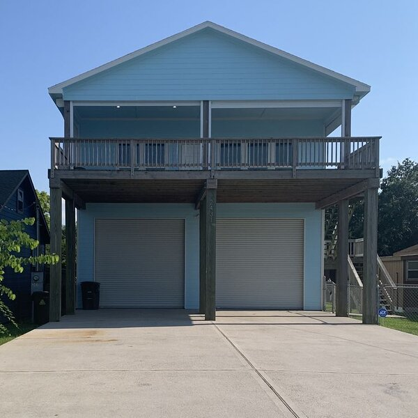 The Bayfront House, holiday rental in Bacliff
