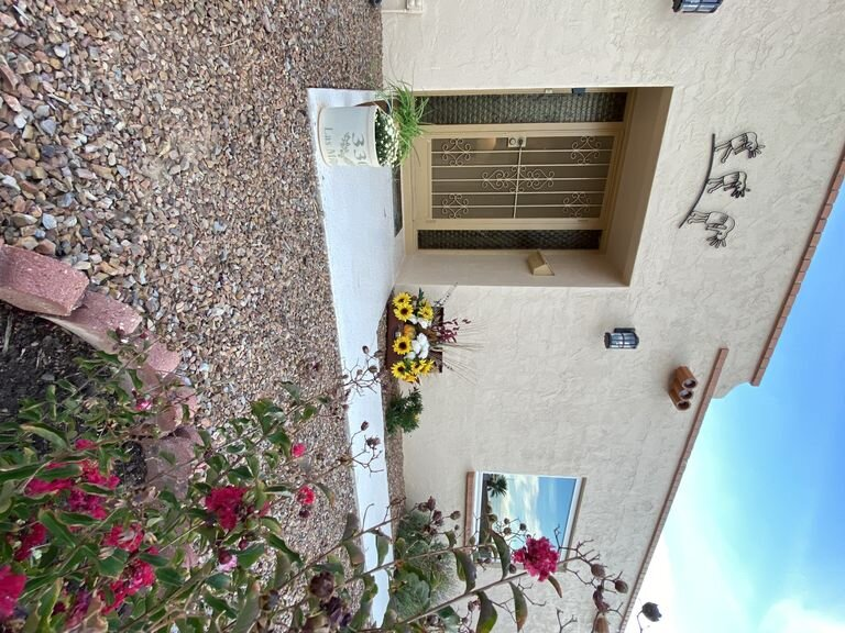 The Stanley house is nestled between 2 golf courses, holiday rental in Sahuarita