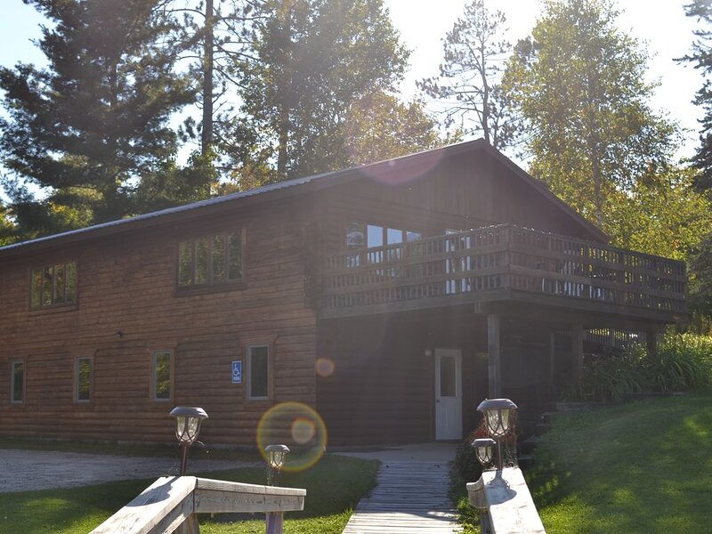Camp Hiawatha Retreat Center, vacation rental in Deer River