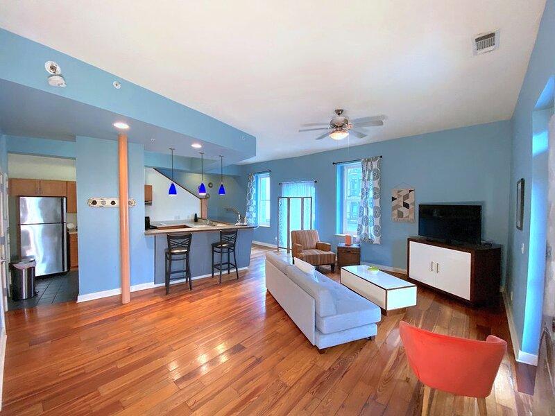 The Gaston Collection: Blue Suite, casa vacanza a Pooler
