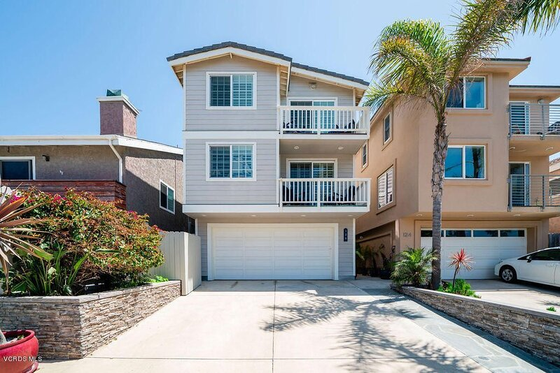 Modern Beach Home, Steps to Sand! 4 Bed/ 4 Bath, Ocean View Deck, Guest Apt., holiday rental in Port Hueneme