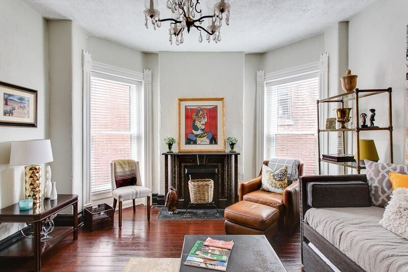 Historic Central Park Apartment / Beautiful View, vacation rental in Pleasure Ridge Park