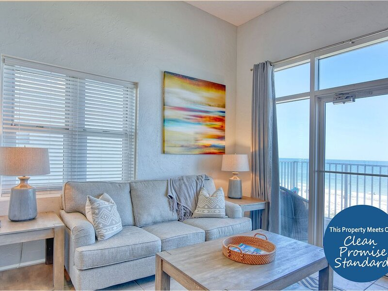 Windemere 301-Beach View From Terrace with Coastal Interior!, location de vacances à Perdido Key