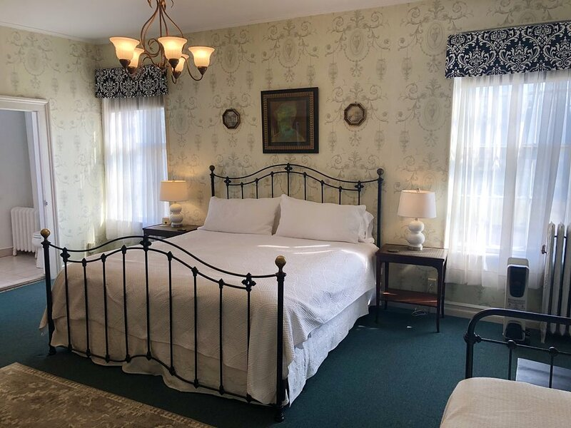 National Historic Landmark Inn located in the heart of the Finger Lakes, Room 5, holiday rental in Trumansburg