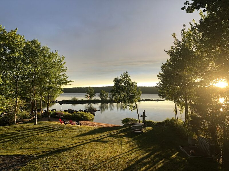 Lakefront Cottage on popular Lake Torment, vacation rental in Southwest Nova Scotia