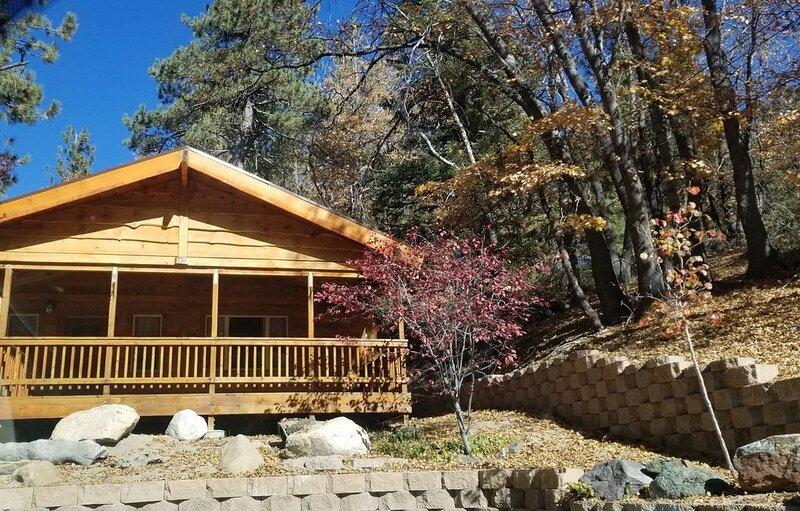 LIBERTY CABIN! Awsome Deck, Great Parking, Great Amenities, location de vacances à Green Valley Lake