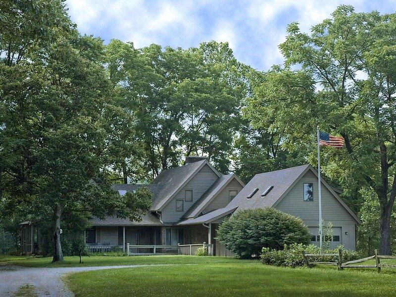 Turkey Ridge Vacation Cabin, holiday rental in Unionville