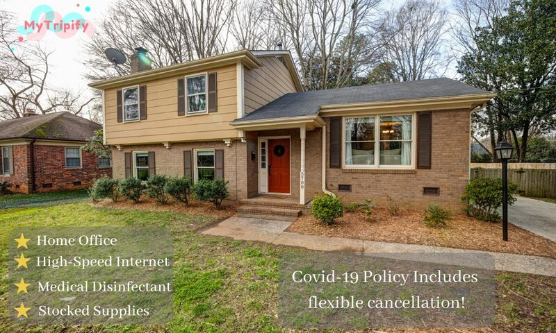Explore Charlotte, feel right at home �, holiday rental in Matthews