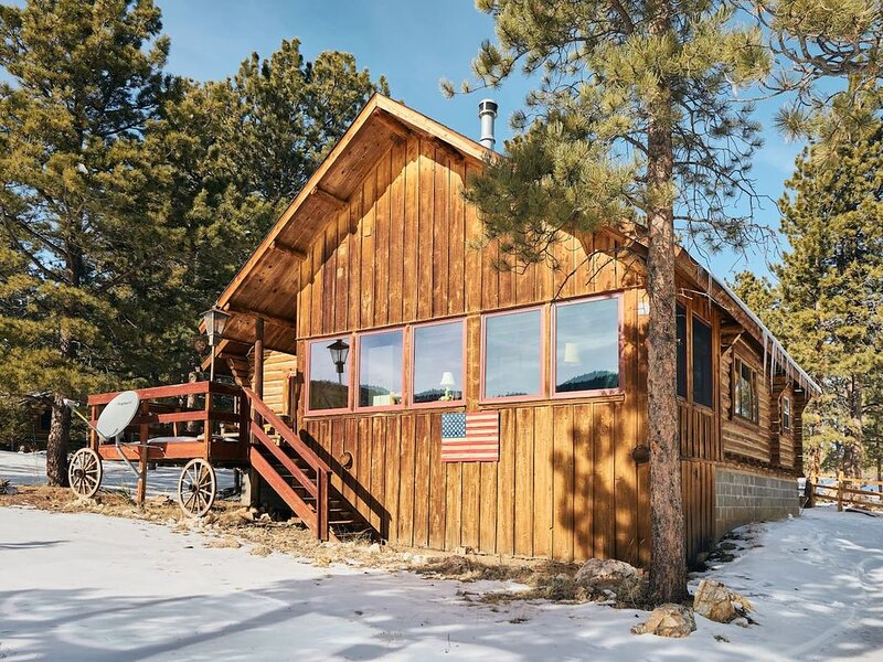 Bristlecone Lodge at 11 Mile, holiday rental in Lake George