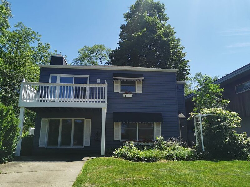 Nice   beach   house, vacation rental in Merrillville