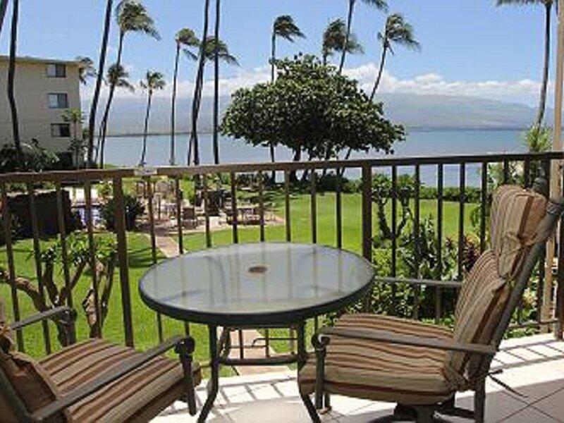 KAN205 - Maui Ocean View Condo Retreat in Beach Front Resort—Fabulous Views, holiday rental in Kahului