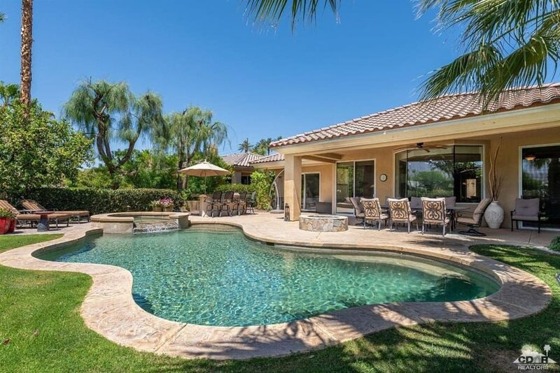 57535 Seminole · PGA West, Double Fairway, pool, spa, outdoor BBQ, casa vacanza a Mecca