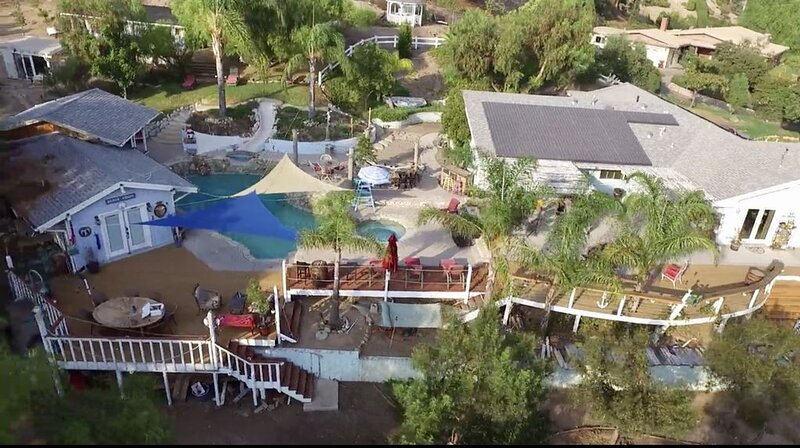 Resort-like setting, endless breathtaking views; an oasis to escape the fray, holiday rental in Simi Valley