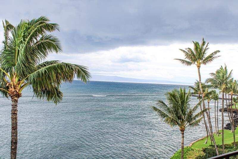Island Sands #607 - 1 BR Oceanfront Condo!, holiday rental in Maalaea