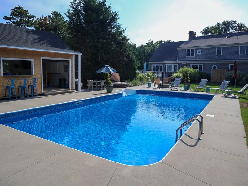 Modern, Magnificent & Private with Heated Pool; 032-B, vacation rental in Brewster