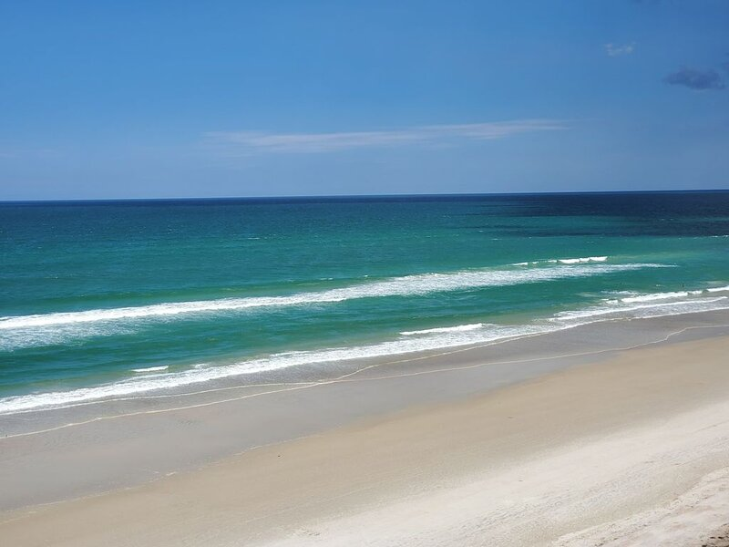 MILLION $$ VIEW-7th Floor Oceanfront New Smyrna Beach-2 Balconies-Wi-Fi & more!, holiday rental in New Smyrna Beach