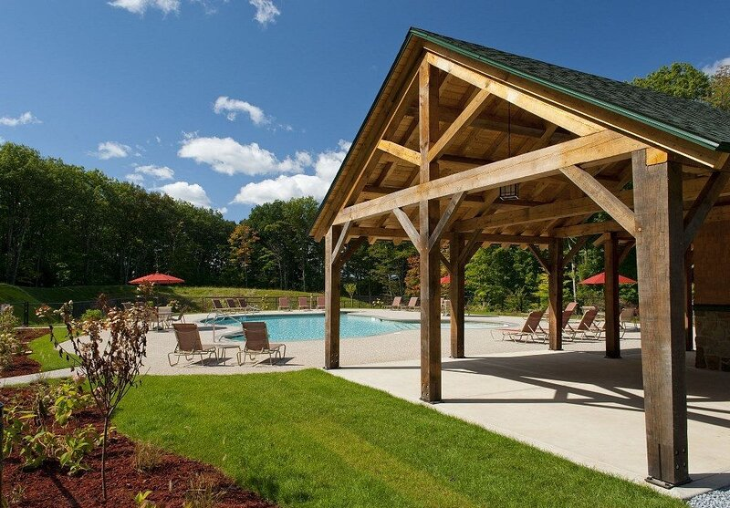 Beautiful Adirondack style 4 bedroom, 4 bathroom home, Meredith Bay Assoc., holiday rental in Laconia