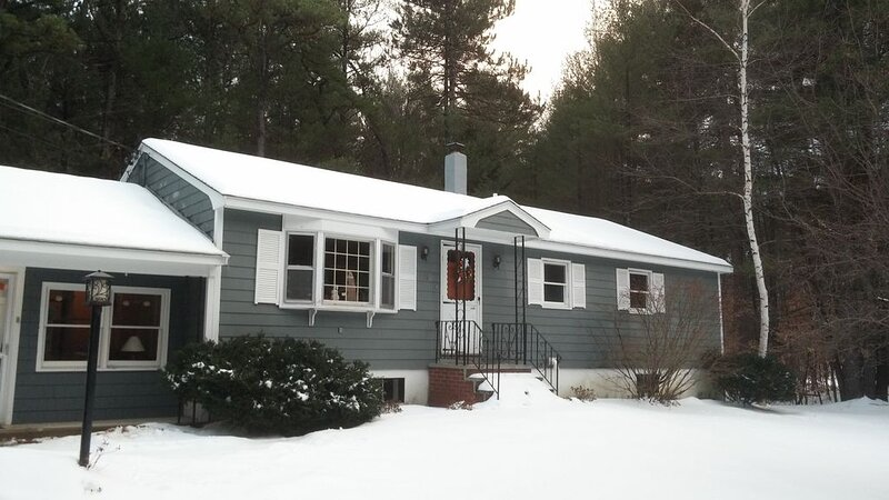 Welcome home! Come, sit, stay, holiday rental in North Conway