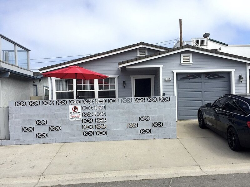 Silver Strand Beach Cottage Steps From the Sand, holiday rental in Camarillo