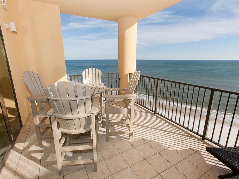 Balcony-Phoenix West II 1405-Orange Beach, AL