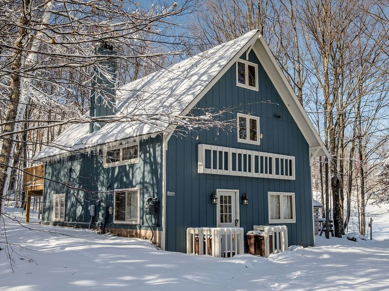 Trailside Vacation Home with One of the Best Views in the U.P. of Ski Slopes, location de vacances à Bessemer