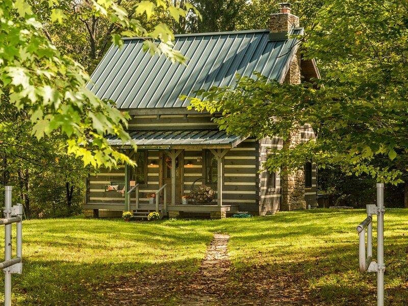 Crossing Creek Cabin, alquiler de vacaciones en Nashville