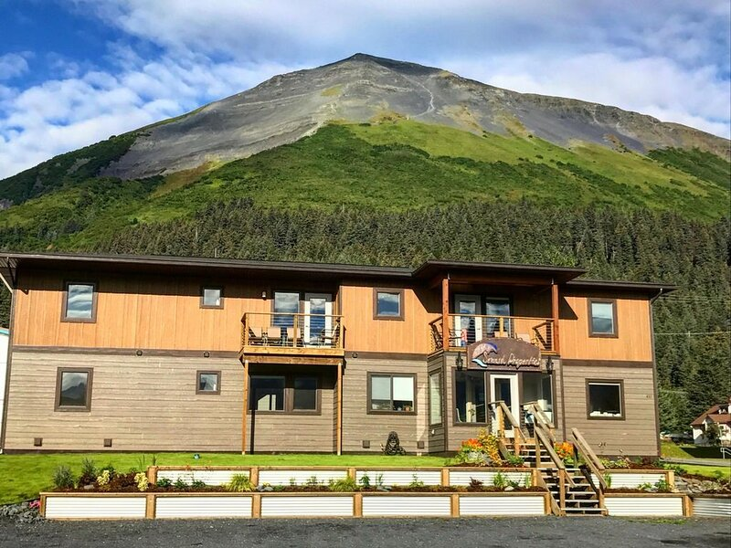 Driftwood Suites - TidePool (#3), vacation rental in Seward
