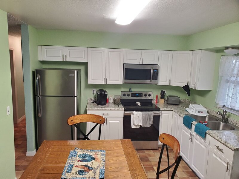 Fully renovated home !, holiday rental in Parrish