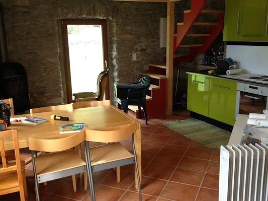 Ferienwohnung Roveredo GR für 2 - 4 Personen mit 1 Schlafzimmer - Ferienhaus, holiday rental in Selma