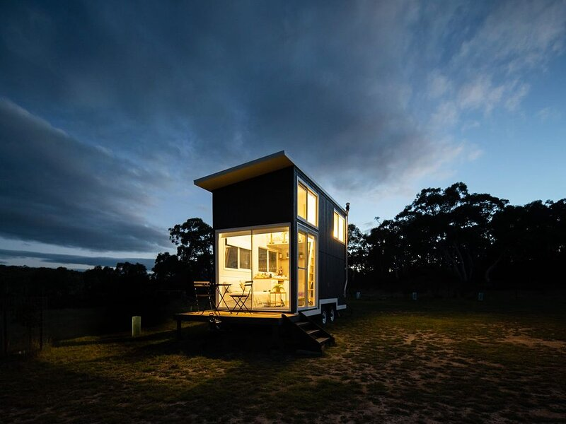 The Saddle Camp Tiny House 2, holiday rental in Braidwood