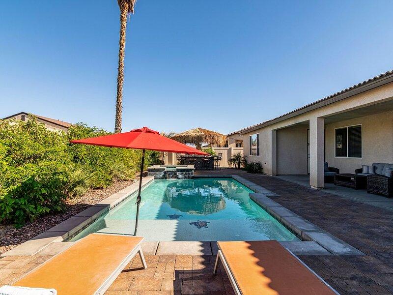 Tropical Oasis in Coachella!, holiday rental in Coachella