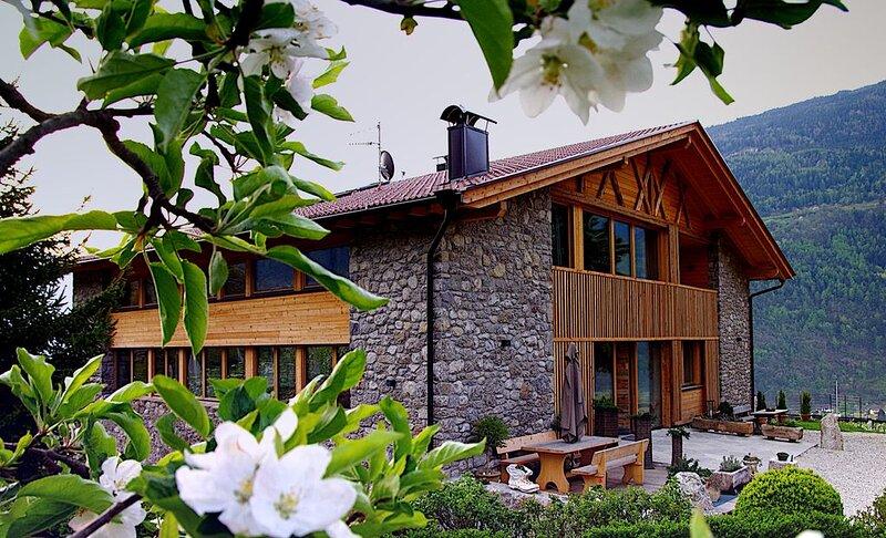Pröfinghof - Ferienwohnung in uriger Scheune, vacation rental in Tarres