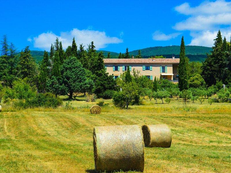 La Bastide du Claus – Vitaverde, gîte Romarin, holiday rental in Cruis