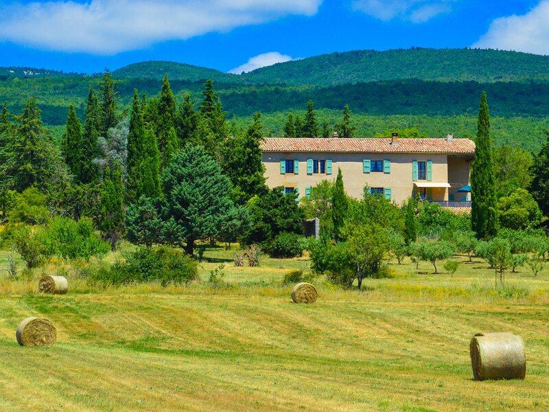 La Bastide du Claus – Vitaverde, gîte Sarriette, holiday rental in Cruis