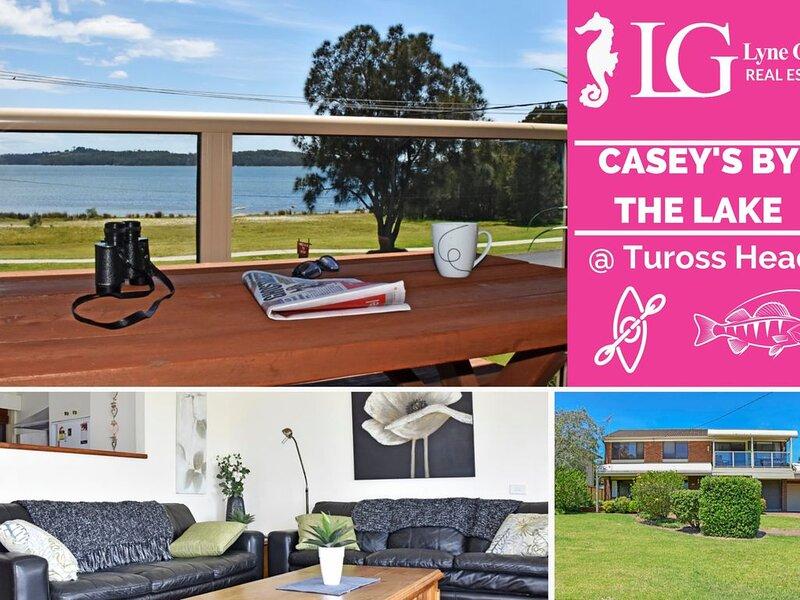 Casey's by the Lake * Tuross Head, location de vacances à Moruya