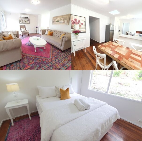Gum Tree View - Welcoming Quiet Getaway Near Boutique Shops – semesterbostad i Narbethong