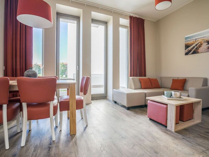 Appartement de vacances confortable pour 5 personnes, casa vacanza a Lombardsijde