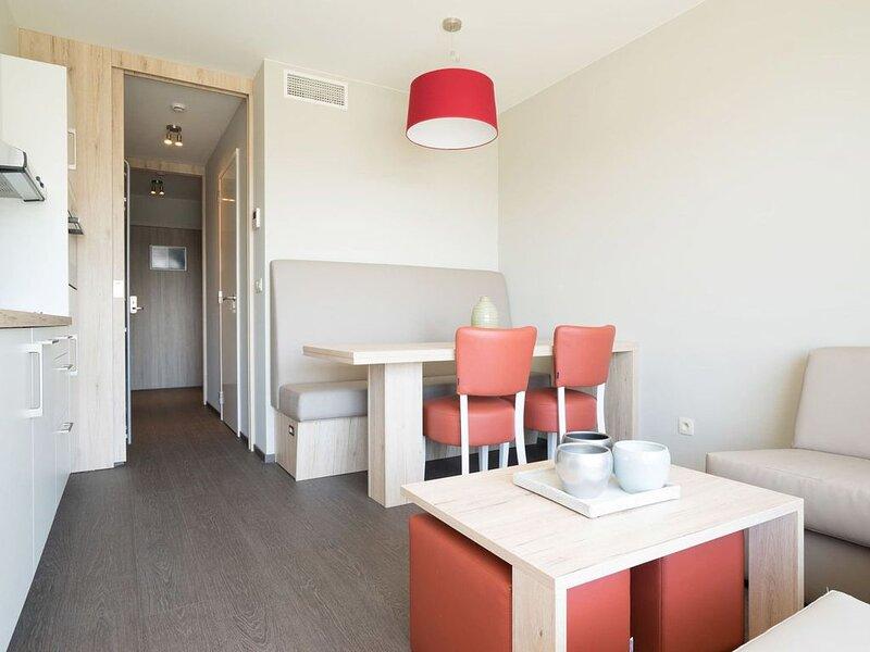 Appartement cozy près du port de Zeebrugge, location de vacances à Zeebrugge