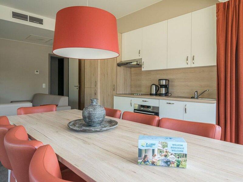 Appartement spacieux pour 7 personnes, alquiler de vacaciones en Lombardsijde