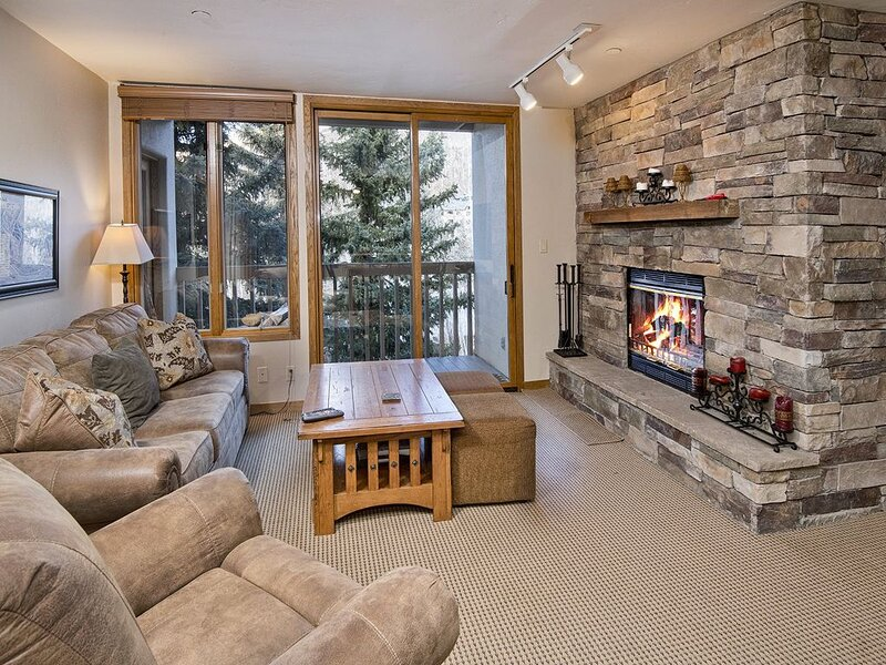 Located at 1206 Village Road in Beaver Creek, you`ll be just down the street fro – semesterbostad i Avon