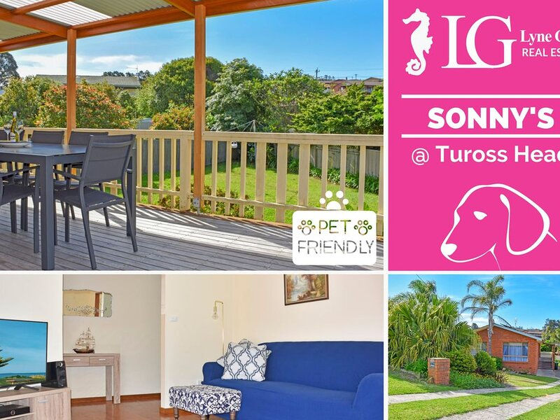 Sonnys * Tuross Head, holiday rental in Tuross Head